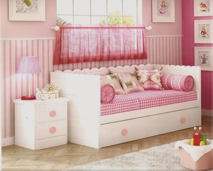 Muebles avenida decoraccion dormitorios juveniles for Camas divan juveniles